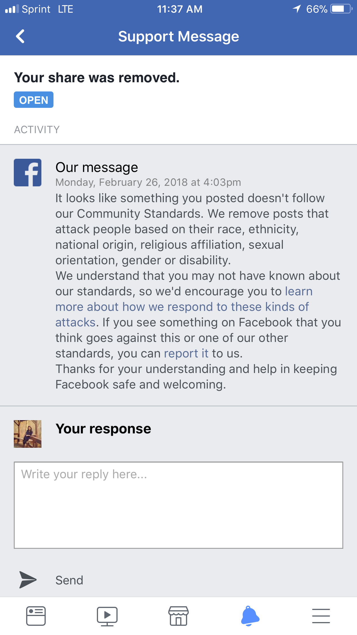 First Rule To Facebook's Hate Speech Standards Is Don't Talk