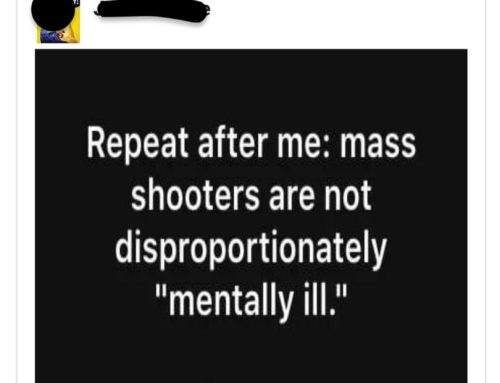 Multiple Posts Stating Mass Shooters Are White Men Removed By Facebook