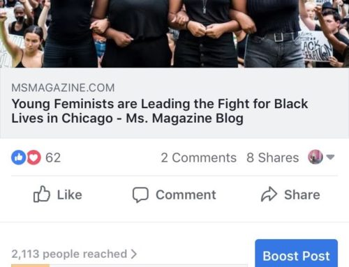 "Facebook Rejected This Ad Featuring Black Women For Being ""Disrespectful"""